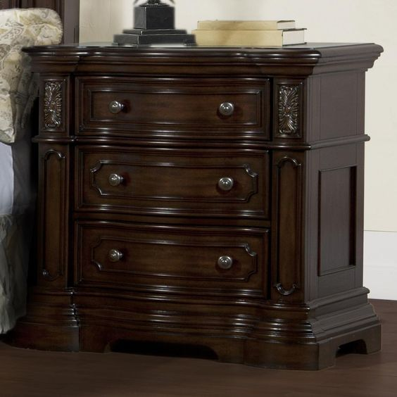 Cassara Nightstand by Pulaski Furniture Ivan Smith