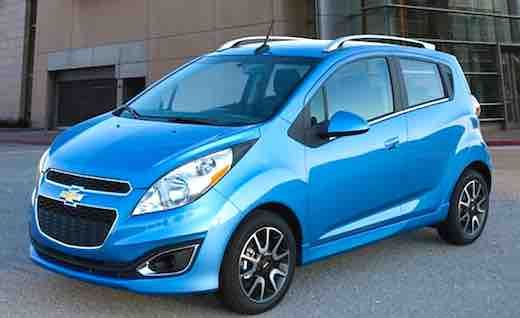 2019 Chevrolet Spark Activ Redesign 2019 Chevrolet Spark Activ