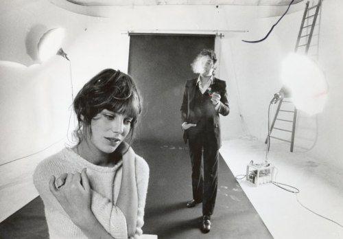 Jane Birkin, Serge Gainsbourg.