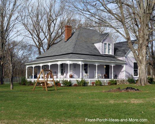 Farm House Porches