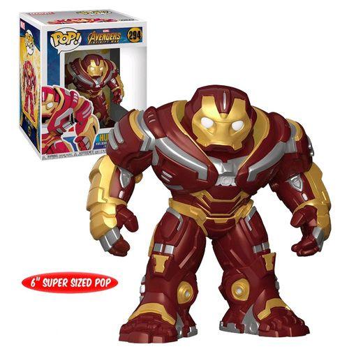 "Vinyl Avengers 3 Infinity War Hulk Busting out of Hulkbuster 6/"" Exclusive Pop"