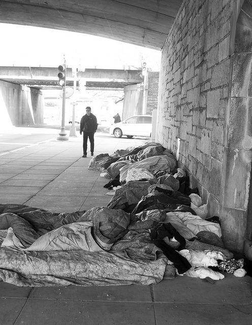 Essay on serf's vs. the homeless