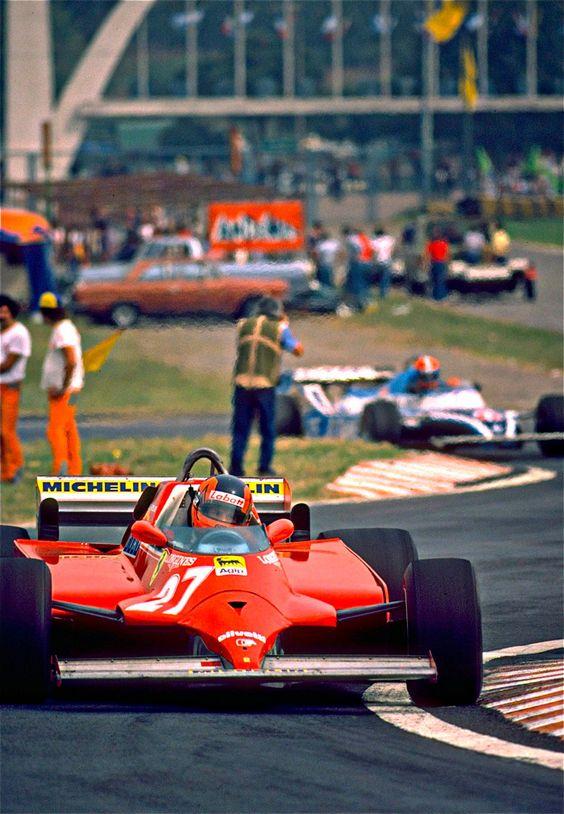Gilles villeneuve formula 1 indy pinterest grand for Incidente gilles villeneuve