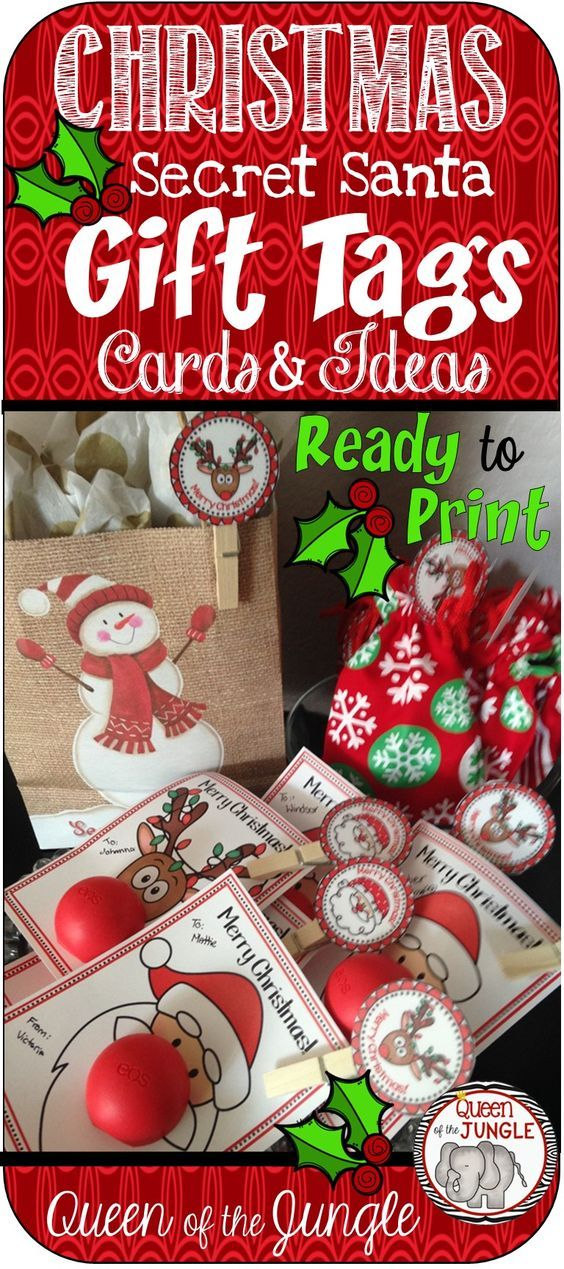 Christmas Gifts For Girlfriend Reddit Christmas Gifts For Girlfriends Mom Home Homemade Homedec Teacher Christmas Gifts Santa Gift Tags Teacher Christmas
