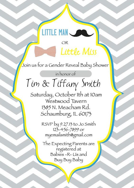 Ideas For Baby Shower Invitations for great invitation layout