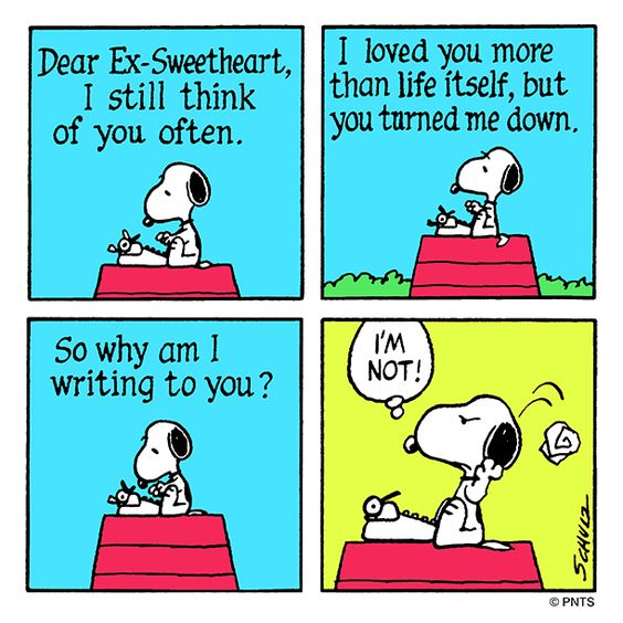 Friday Funny: Snoopy's Rejection Letters | TGC