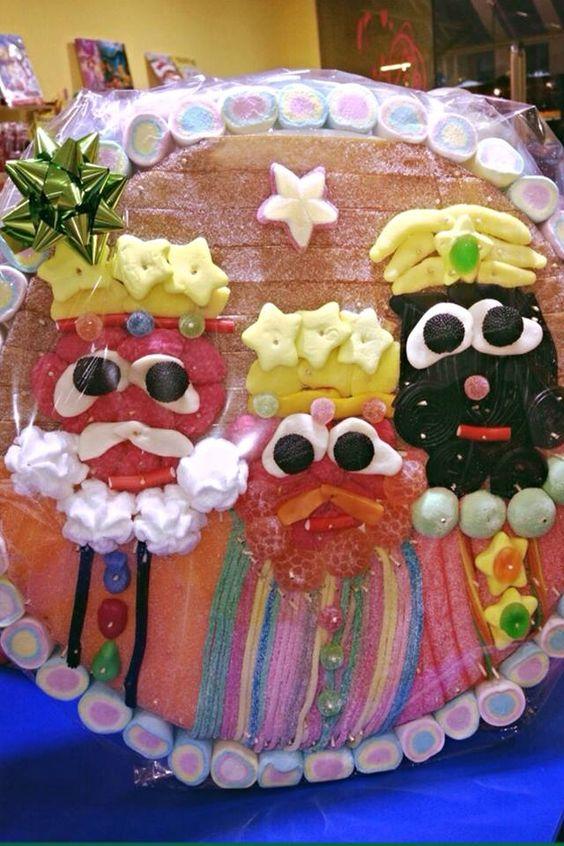 Pasadas las navidades, les toca el turno a los Reyes Magos, y en Dulce Diseño Andorra ya están preparados.