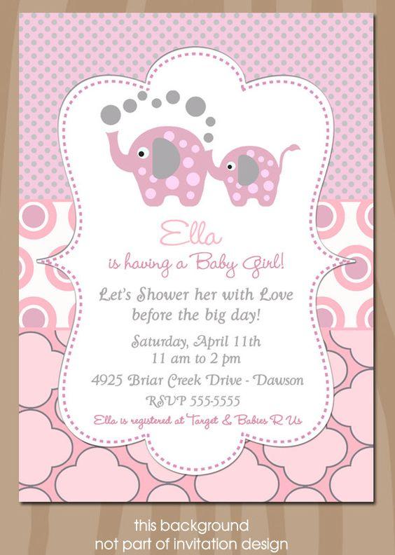 elephant shower elephant baby showers and elephant baby on pinterest
