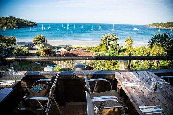 Vino Vino Restaurant & Bar, Auckland, New Zealand