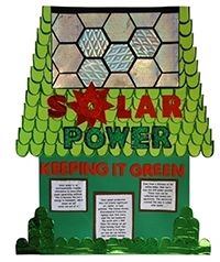 Make A Science Fair Project About Solar Power Green