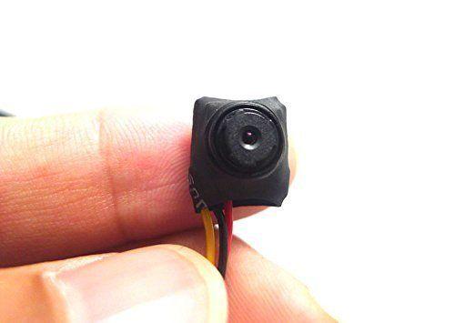 GERI® Small Mini Cctv Camera Micro Security 600 TVL Video