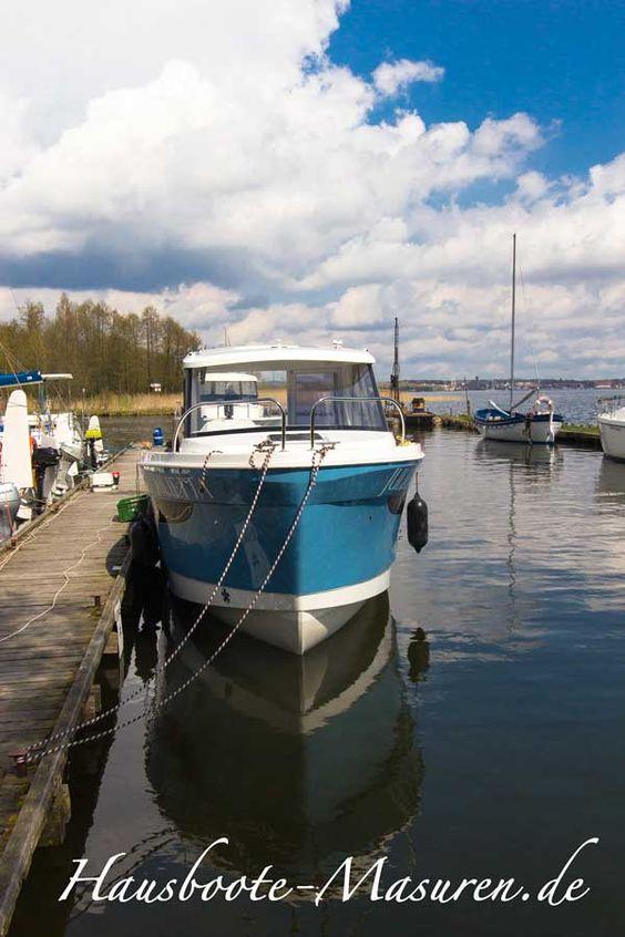 Janmor 700 Polen #houseboat #houseboats #hausboot #polen