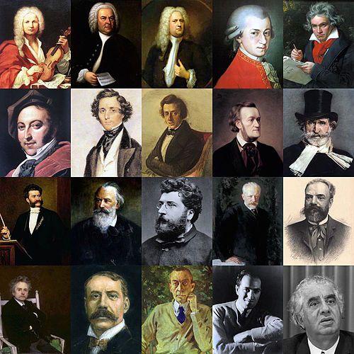 Musique classique — Wikipédia