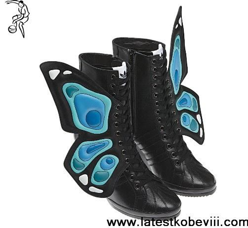 Latest Listing Discount Adidas X Jeremy Scott Wings Wedge Butterfly Shoes Fashion Shoes Shop