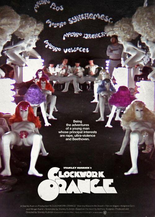 A Clockwork Orange / 1971