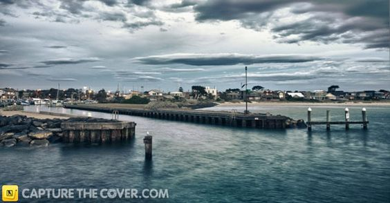Mordialloc Inlet #CaptureTheCover entry - by Shari in Melbourne's Bayside Region. Click to enter your photos!