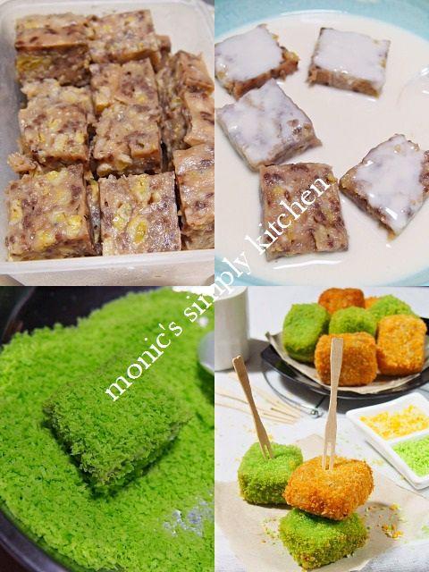 Nugget Pisang Coklat Keju Resep Masakan Ramadhan Makanan Dan Minuman Pisang
