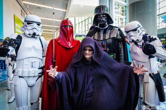 Star Wars Celebration - Anaheim 2015