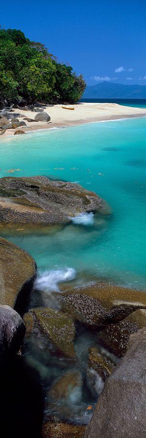 Nudey Beach, Fitzroy Island, Queensland, Australia