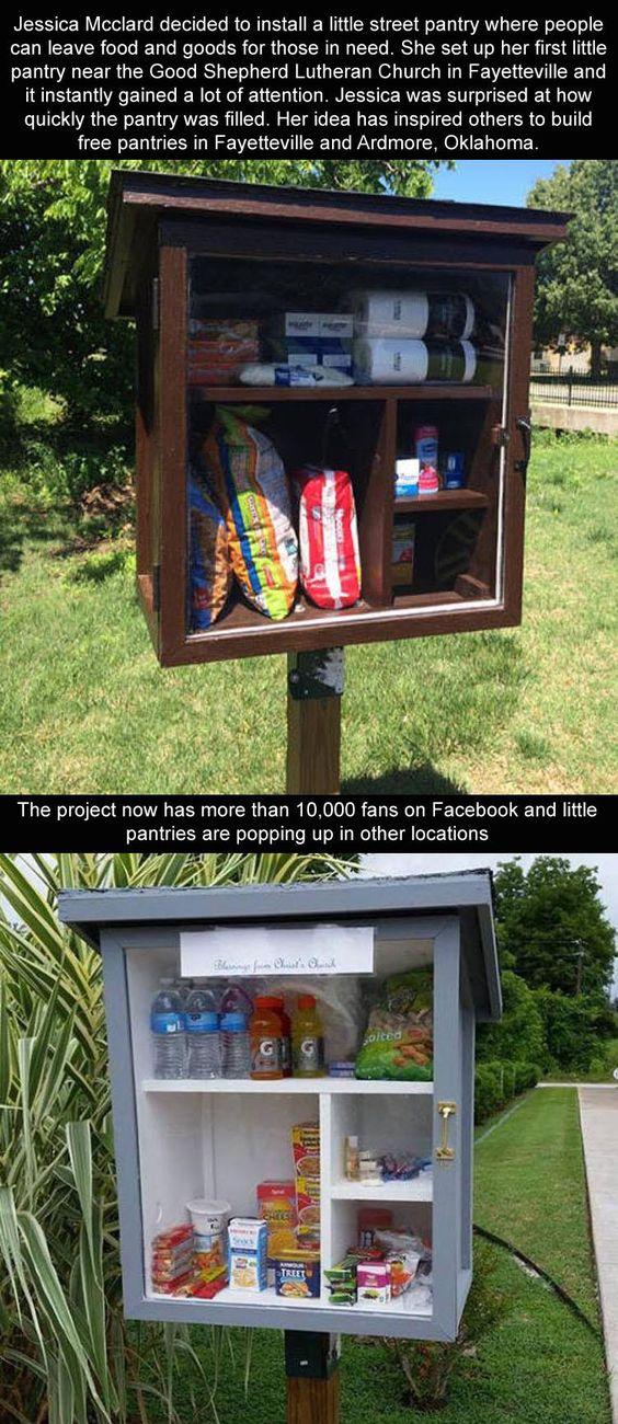 Faith In Humanity Restored - 10 Pics: