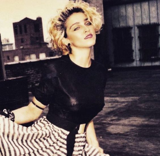 it's all madonna's fault