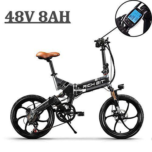 Ebike Richbit 730 Electric Bikes Folding Electric Bike City Bike