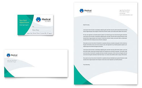 Doctoru0027s Office Letterhead Template Download Pinterest - letterhead template