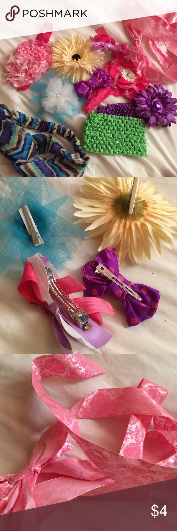 Hair accessories catalog request - Free With Purchase Of 5 Or More Girls Hair Accessories Free With 5 Purchase Upon Request