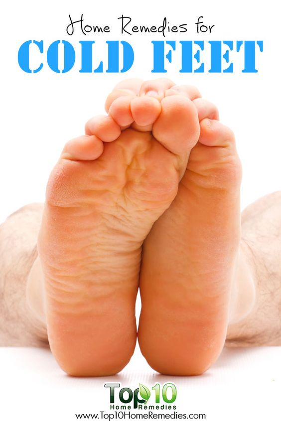 how to fix poor circulation in feet