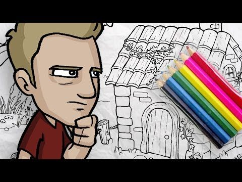 The CHEAP PENCIL ART CHALLENGE! - YouTube