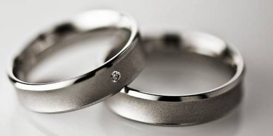 Gay wedding rings finger