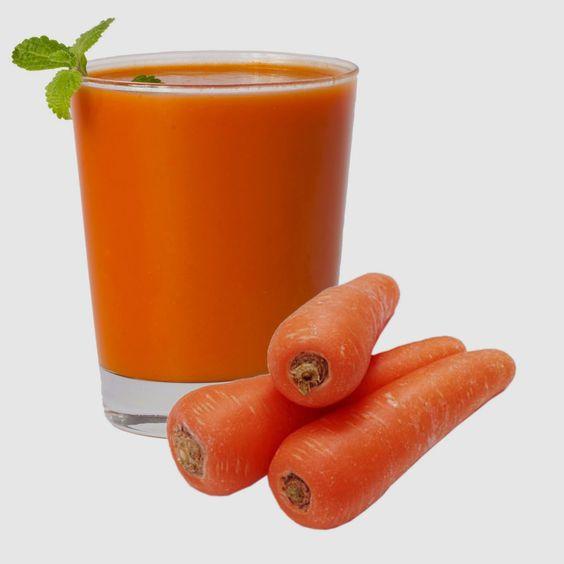 Minuman Yang Berkhasiat Untuk Kesehatan Mata Wortel Jus Resep Juice