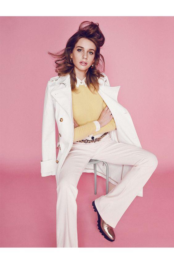 Revista Alto Las Condes Fotografía: Paola Velásquez Moda: Valentina Ríos Pelo y maquillaje: Bárbara Urra Modelo: Elis/ We love Models