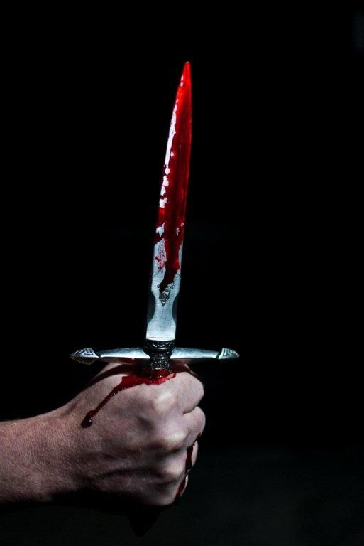 Macbeth Floating Bloody Dagger Is this a dagger which i see before me ...