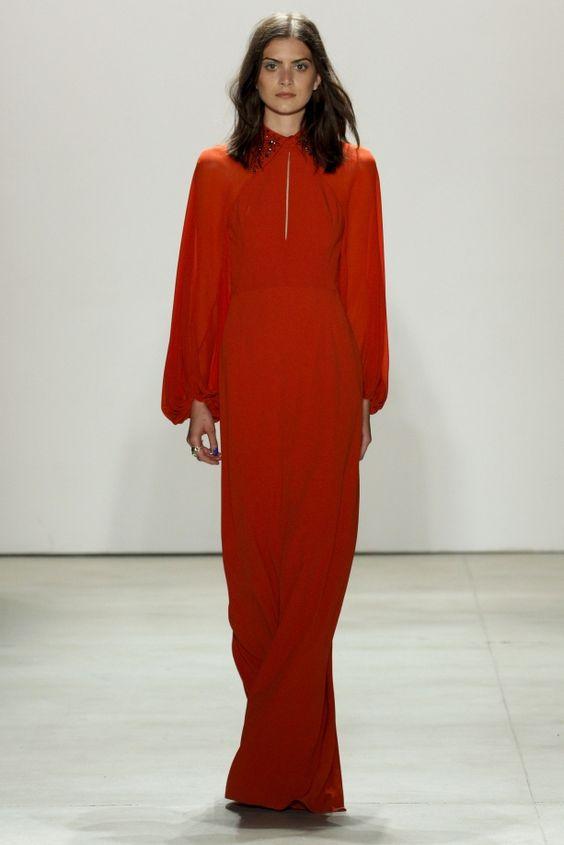 Jenny Packham Spring 2016   Galleries   FashionTV   fashiontv.com