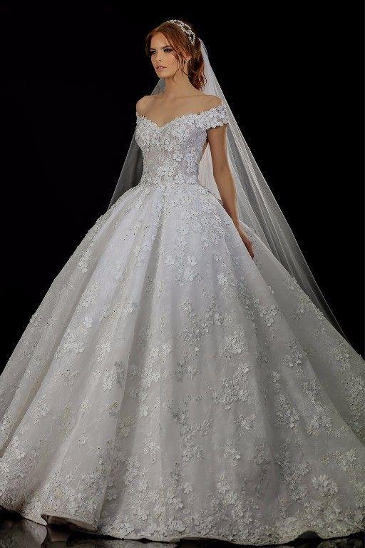 الليالي فساتين زفاف ca65565f0044e0711c58