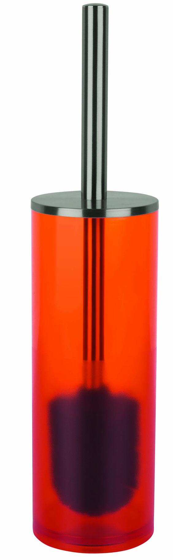 #Spirella Orange Nyo Toilet Brush