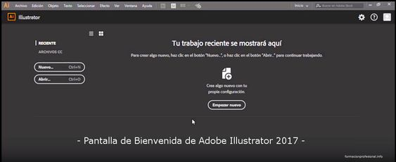Tutorial básico Adobe Illustrator