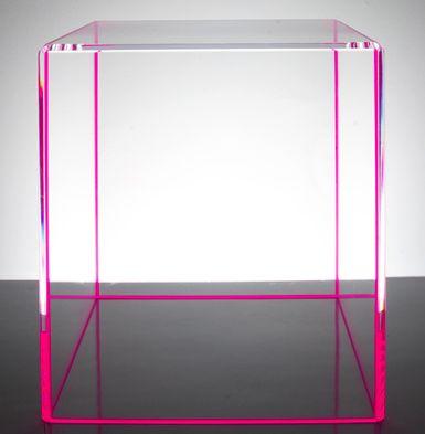 Acrylic Console Table acrylic console table 10 Stunning Acrylic Console Table Designs ca6781a4989d4bcff95ce28c0f1d6fd3