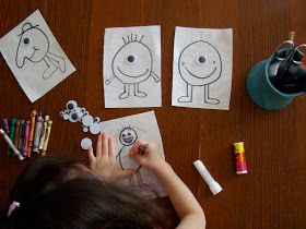 Salsa Pie: Rainy Days at Home with Children: A List of Activites