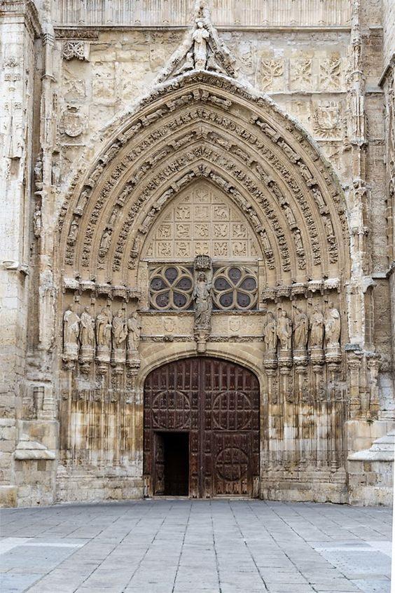 Palencia Cathedral, Castile andLeon, Spain. VIA.