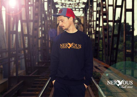Lookbook Nervous (Jesień 2012)