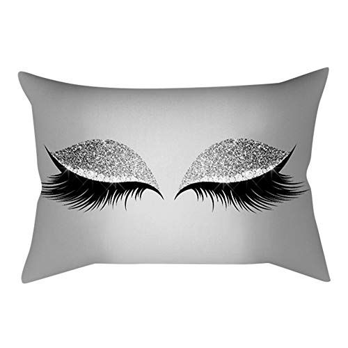 Sunshinehomely Clearance Eyelash Throw Pillow Covers Soft Https Www Amazon Com Dp B07k5p9vwc Ref Cm Sw Velvet Cushions Marble Pillow Cushion Cover Designs