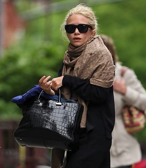 ysl watches prices - The Many Bags of The Olsen Twins, The Row Alligator Day Luxe Tote ...
