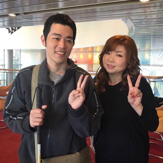 ハイヒールモモコさんと濱田祐太郎さん