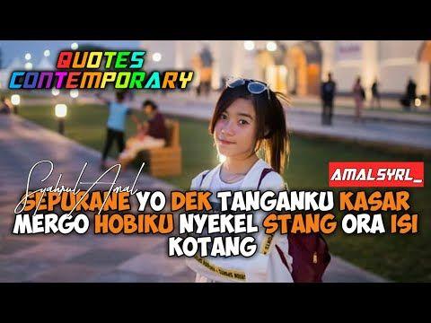 Quotes Caption Jowo Cocok Buat Status Wa 19 Youtube Manipulasi Foto Literasi Jenis Huruf Tulisan