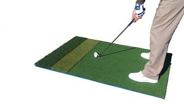 Always In Season Pro Golf Practice Mat