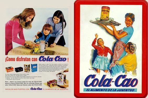 Anuncio del Cola Cao 1960: