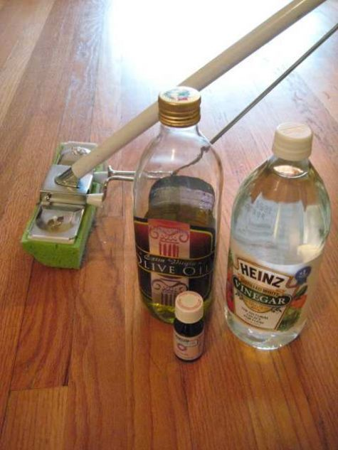Floors polish and few ingredients on pinterest for Polished floor cleaner