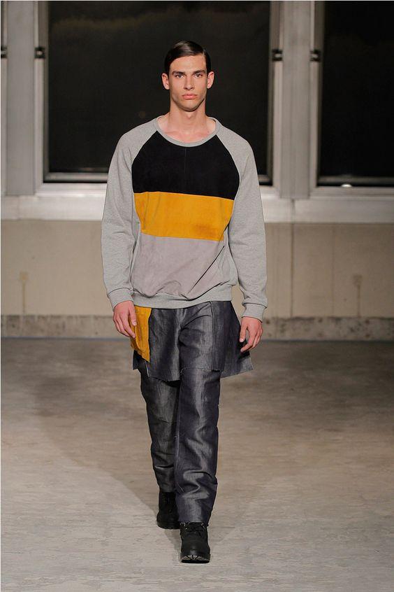 MAFALDA FONSECA Fall Winter 2015 Otoño Invierno #Menswear #Trends #Tendencias #Moda Hombre - Portugal Fashion  F.Y!